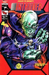 Intruder Comics Module #4 (1990)