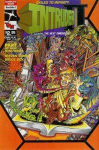 Intruder Comics Module #5 (1990)