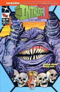Intruder Comics Module #6 (1990)