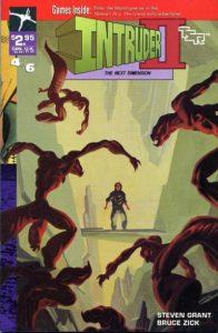 Intruder Comics Module #8 (1990)