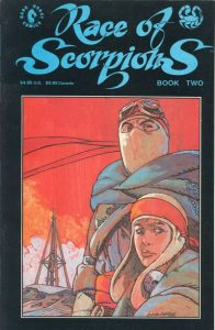 Race of Scorpions #2 (1990)