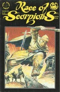 Race of Scorpions #1 (1990)