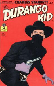 Durango Kid #1 (1990)