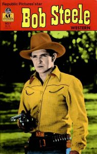 Bob Steele Western #1 (1990)