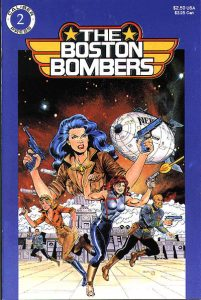 The Boston Bombers #2 (1990)
