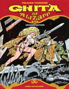 Ghita of Alizarr Second Edition #1 (1990)