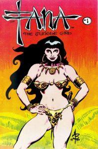 Fana the Jungle Girl #1 (1990)
