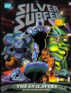 Silver Surfer: The Enslavers #[nn] (1990)