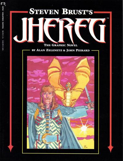Steven Brust's Jhereg #[nn] (1990)