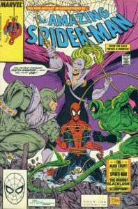 The Amazing Spider-Man: Tales of Woe #319 (1990)