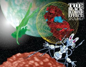 The Black Diamond Effect #5 (1990)