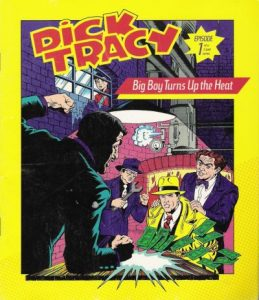 Dick Tracy #Episode 1 (1990)
