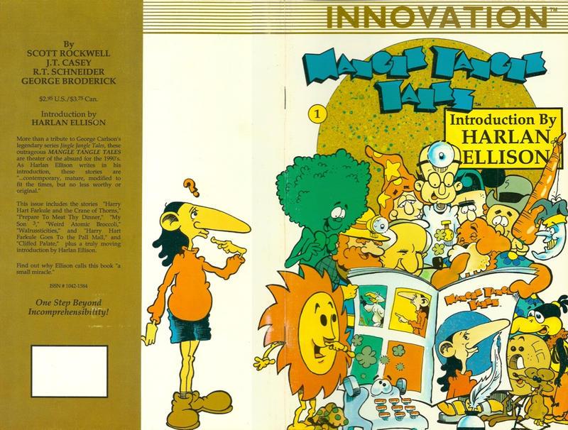 Mangle Tangle Tales #1 (1990)