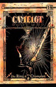 Camelot Eternal #5 (1990)