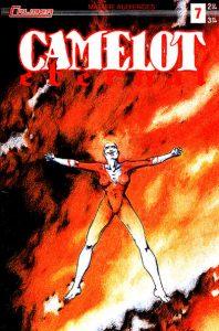 Camelot Eternal #7 (1990)