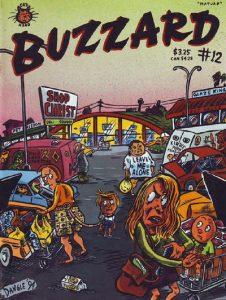Buzzard #12 (1990)