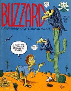 Buzzard #13 (1990)