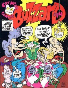 Buzzard #14 (1990)
