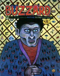 Buzzard #15 (1990)