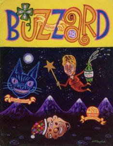 Buzzard #18 (1990)