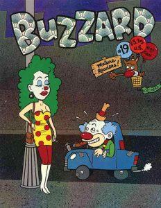 Buzzard #19 (1990)