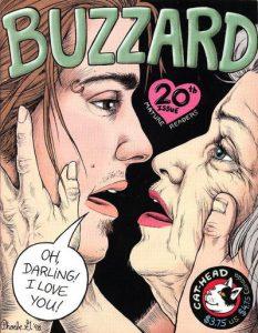 Buzzard #20 (1990)