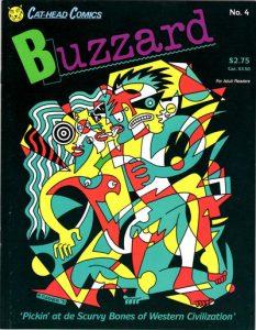 Buzzard #4 (1990)