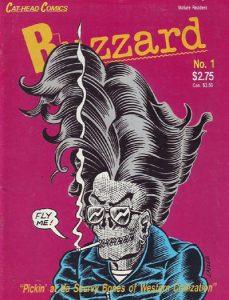 Buzzard #1 (1990)