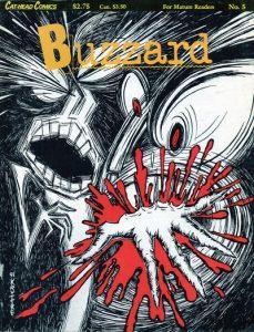 Buzzard #5 (1990)