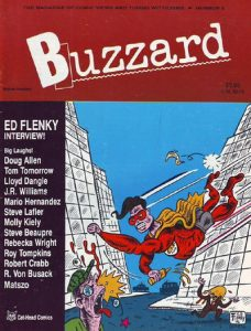Buzzard #6 (1990)
