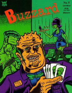 Buzzard #8 (1990)