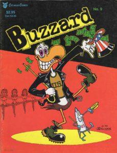 Buzzard #9 (1990)