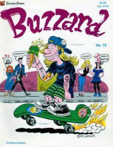 Buzzard #10 (1990)