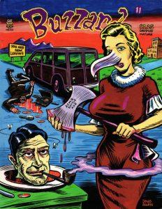 Buzzard #11 (1990)