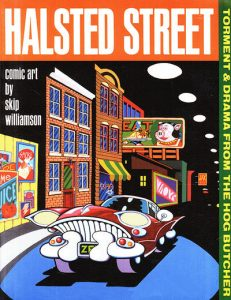 Halsted Street: Torment & Drama from the Hog Butcher #[nn] (1990)