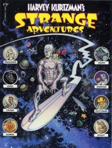 Harvey Kurtzman's Strange Adventures #[nn] (1990)