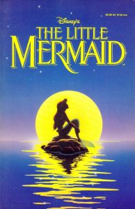 Walt Disney's The Little Mermaid #[nn] (1990)