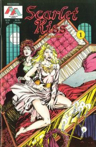 Scarlet Kiss: The Vampyre #1 (1990)