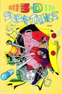 3-D Substance #1 (1990)