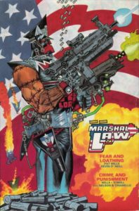Marshal Law #[nn] (1990)