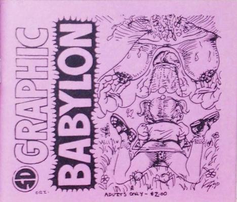 Graphic Babylon #[nn] (1990)