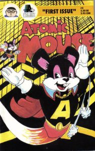Atomic Mouse #1 (1990)