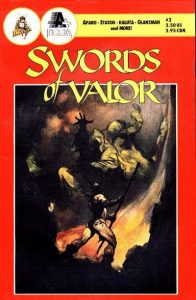 Swords of Valor #2 (1990)