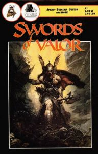 Swords of Valor #1 (1990)