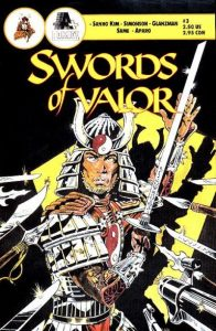 Swords of Valor #3 (1990)