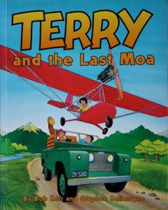 Terry and the Last Moa #[nn] (1990)