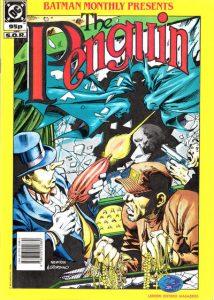 Batman Monthly Presents the Penquin #[nn] (1990)