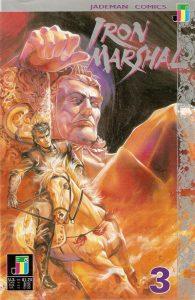 Iron Marshal #3 (1990)