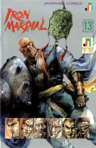 Iron Marshal #13 (1990)