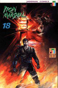 Iron Marshal #18 (1990)